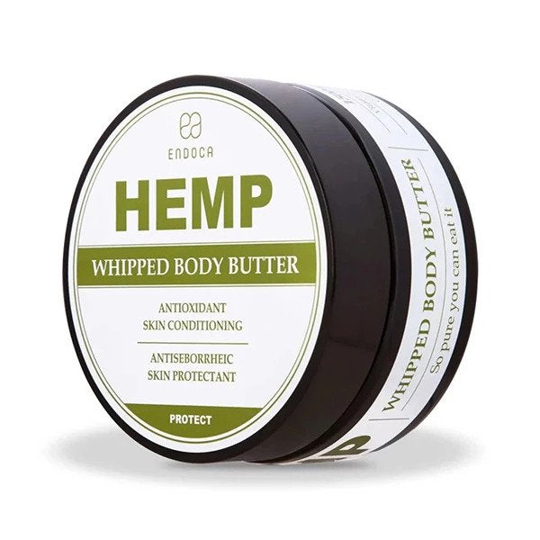 CBD Hemp Whipped Body Butter (100ml Up to 1500mg)
