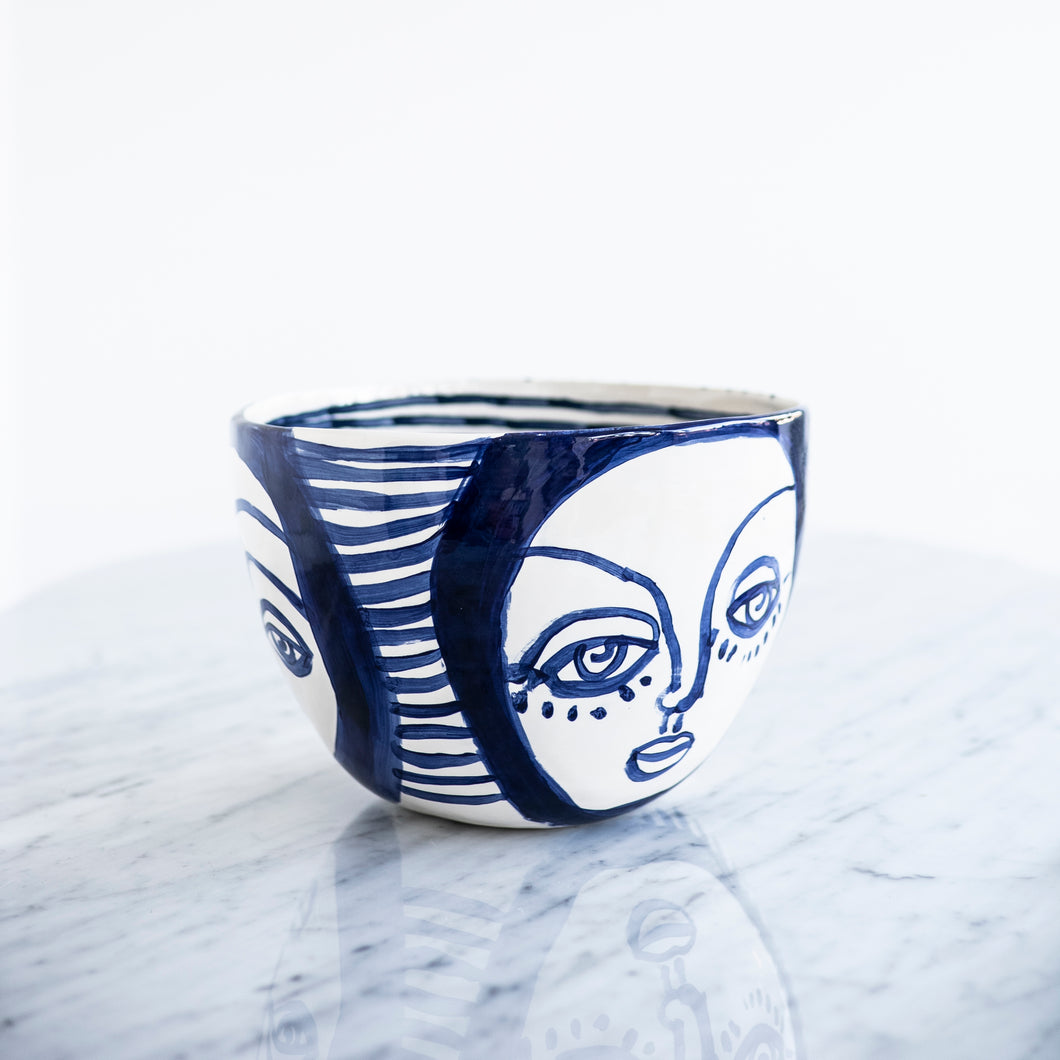 The Bowl Journal - Ceramic Bowl #10