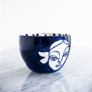 The Bowl Journal - Ceramic Bowl #40