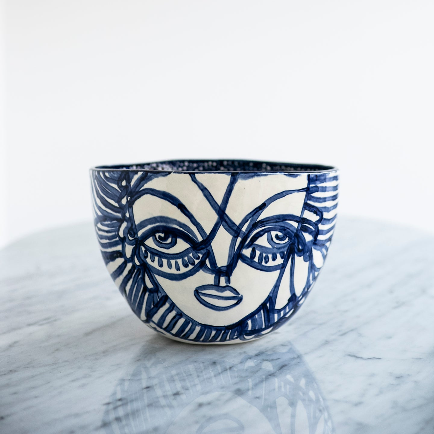 The Bowl Journal - Ceramic Bowl #55