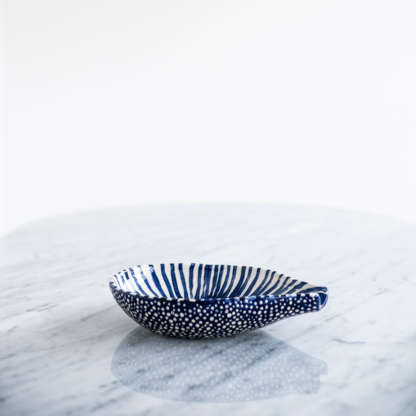 The Bowl Journal - Ceramic Bowl #S67