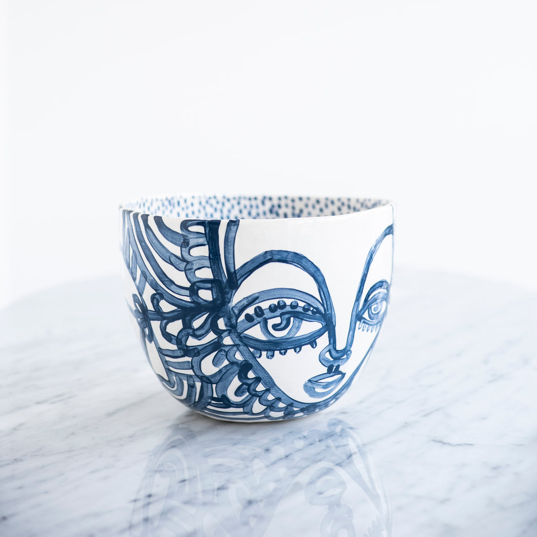 The Bowl Journal - Ceramic Bowl #8