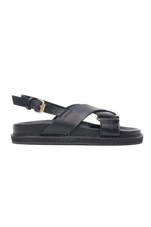 The Alila Sandal - Black
