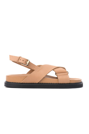 The Alila Sandal - Tan