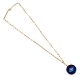 Nazar Necklace - 18K Gold Plated