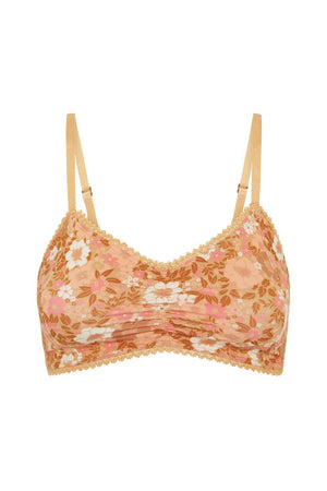 Anne Bralette - Peach