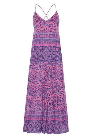 Spell Designs Journey Strappy Maxi - Mullberry