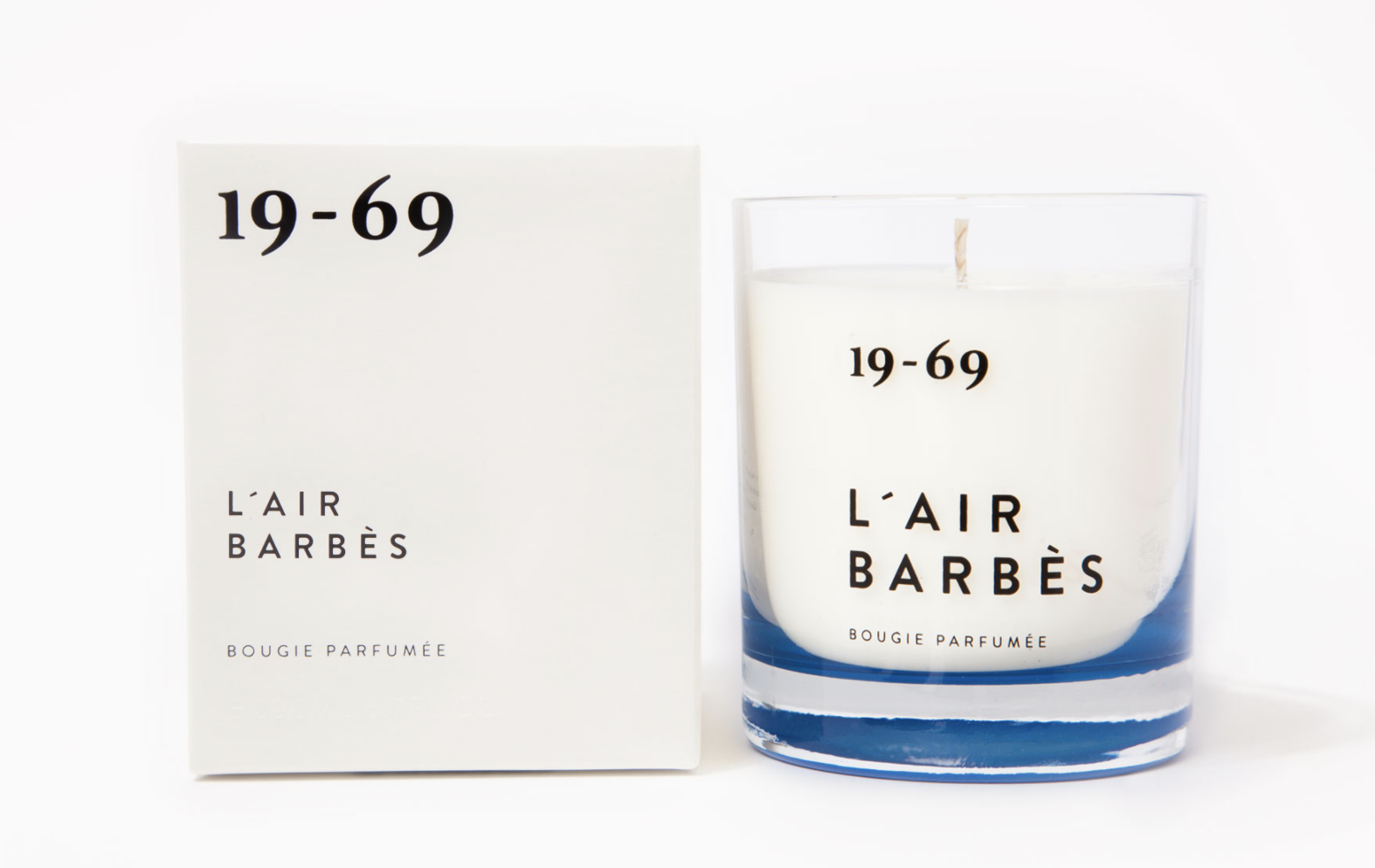 1969 - L'Air Barbes 200ml Candle