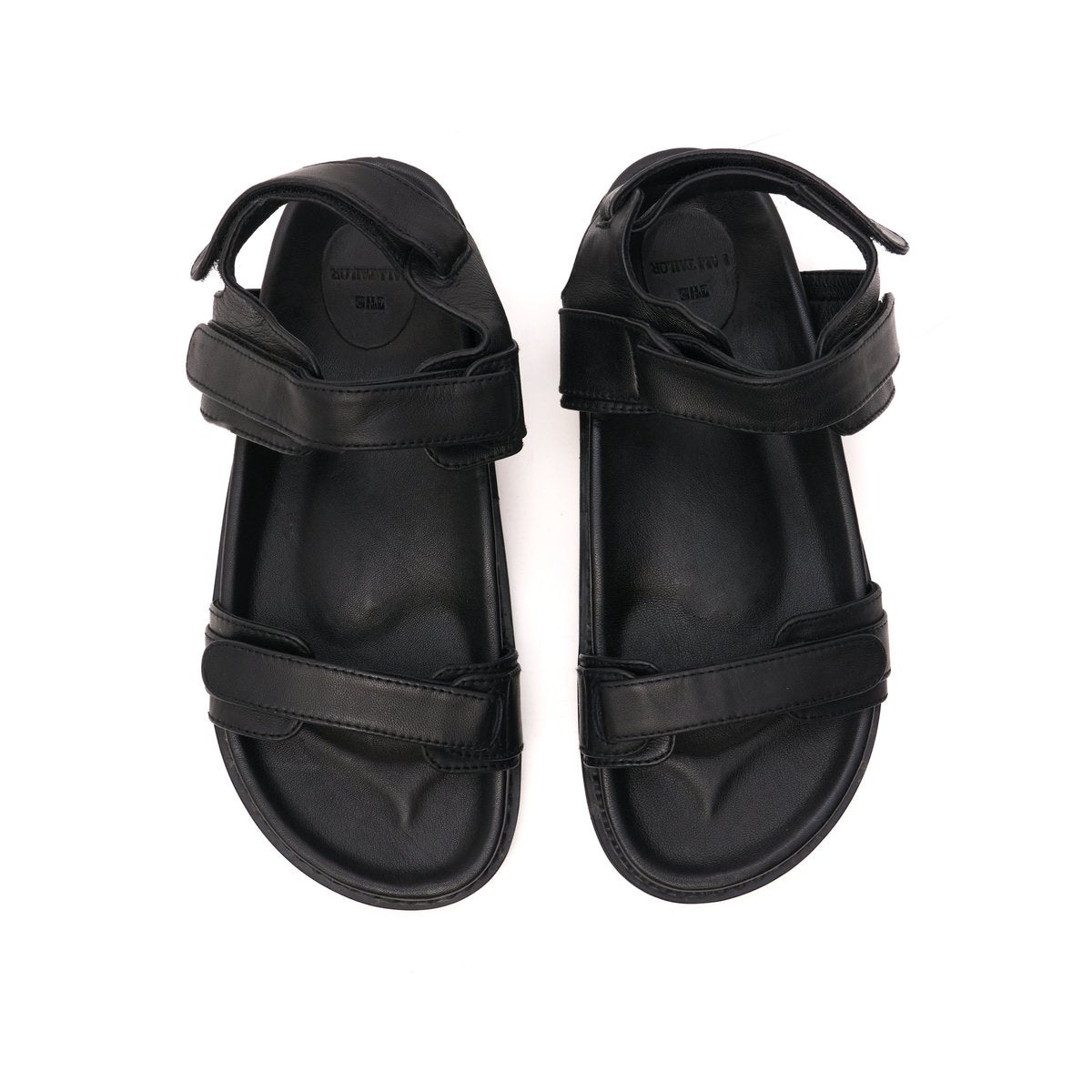 The Marli Sandal - Black