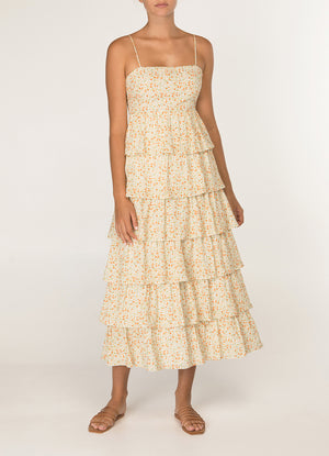 Wildflower-Tiered-Midi-Dress