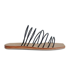 St Agni Seni Slide - Black