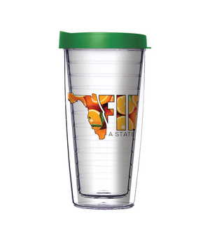 Floridafied Oranges Tumbler