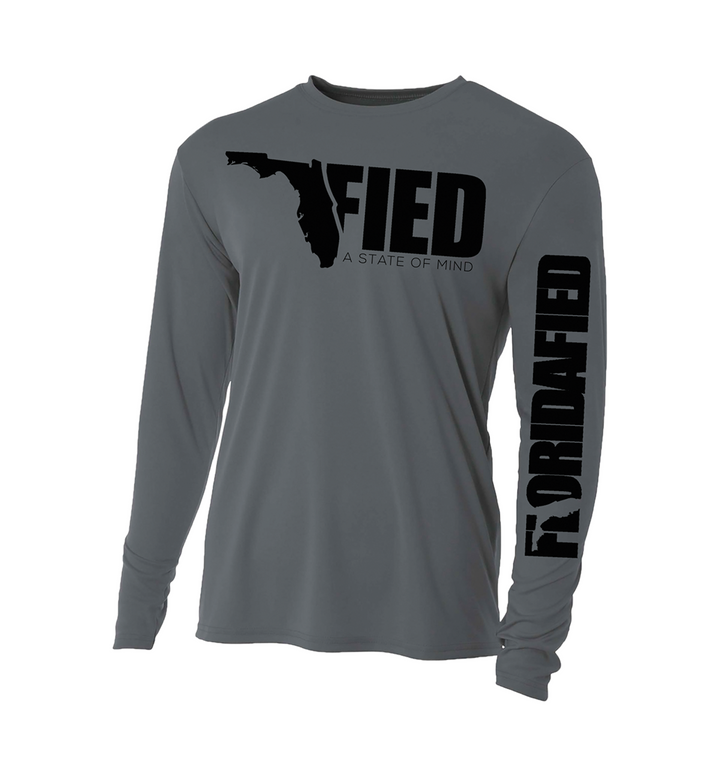 FLFied Black Icon - Grey