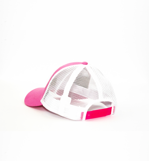 Women's Pink FLFied Icon Snapback