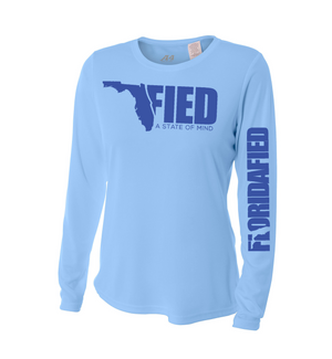 Women's FLFied Blue Icon
