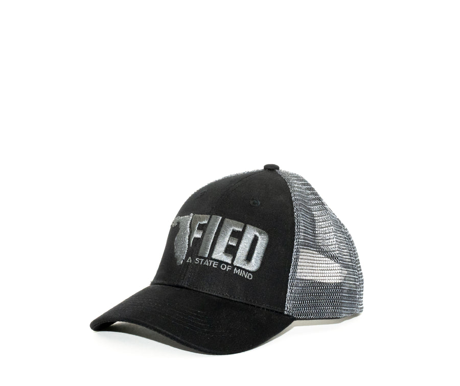 Grey Icon Hat