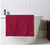 Christy Brixton 850gsm Cotton Shower Mat - Magenta