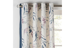 Heart of House Grace Lined Eyelet Curtains