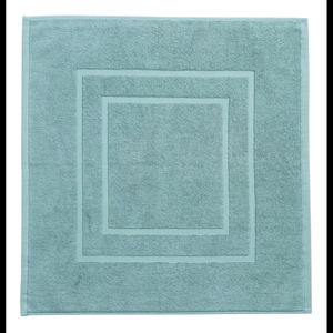 Christy Brixton 850gsm Cotton Shower Mat - Mineral