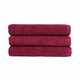 Christy Brixton 600gsm Cotton Towels - Magenta