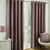 Sundour Twilight Eyelet Blackout Ready Made Curtains