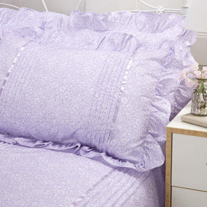 Vantona Country Monique Duvet Cover Set - Lilac