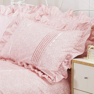 Vantona Country Monique Duvet Cover Set - Rose