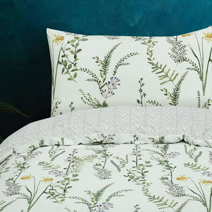 Vantona Boutique Wildflowers Duvet Cover Set - Multi