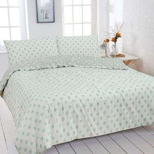 Vantona Polka Duvet Cover Set - Multi