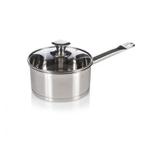 Multicook Professional Induction Saucepan with Glass Lid - 20cm