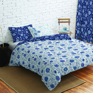 Opus 100% Soft Cotton Duvet Cover Set