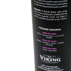 Aromatizante de Ambiente Spray Viking Route 66 California Republic 240ml Viking Men's Market
