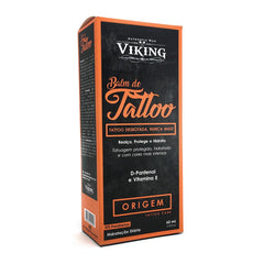 Balm de Tattoo Viking Origem 60ml Viking Men's Market