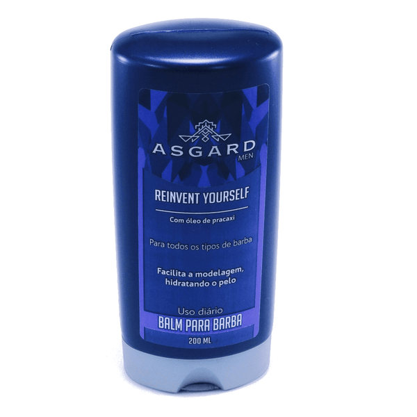 mens-market-brasil - Balm para Barba Asgard Men 200ml - Asgard Men