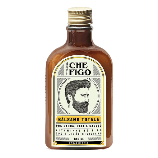 Bálsamo Che Figo By Tejad Totale 180ml Men's Market Men's Market