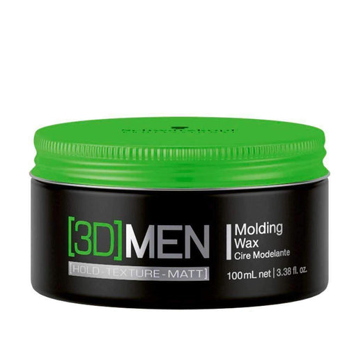 mens-market-brasil - Cera Modeladora 3D Men Molding Wax 100ml - 3D Men