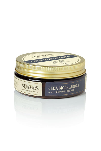 Cera Modeladora St James 80g St James Men's Market