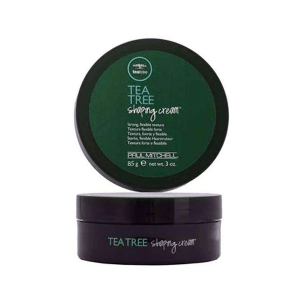 mens-market-brasil - Cera Tea Tree Shaping Cream 85g - Paul Mitchell