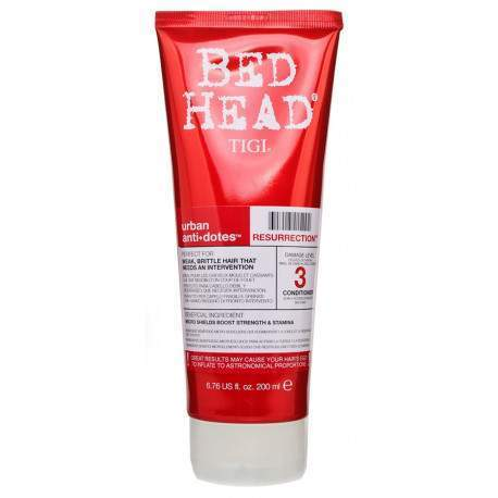 Condicionador Tigi Bed Head Resurrection 200ml Tigi Bed Head Men's Market