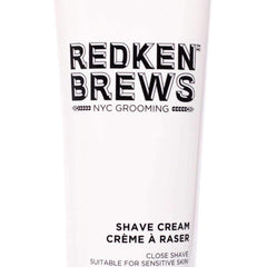 mens-market-brasil - Creme de Barbear Redken Brews Shave Cream 150ml - Redken