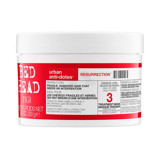 Creme de Tratamento Tigi Bed Head Resurrection 200g Tigi Bed Head Men's Market