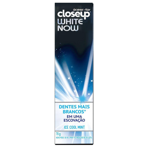 Creme Dental Close Up White Now Ice Cool Mint 70g Close Up Men's Market