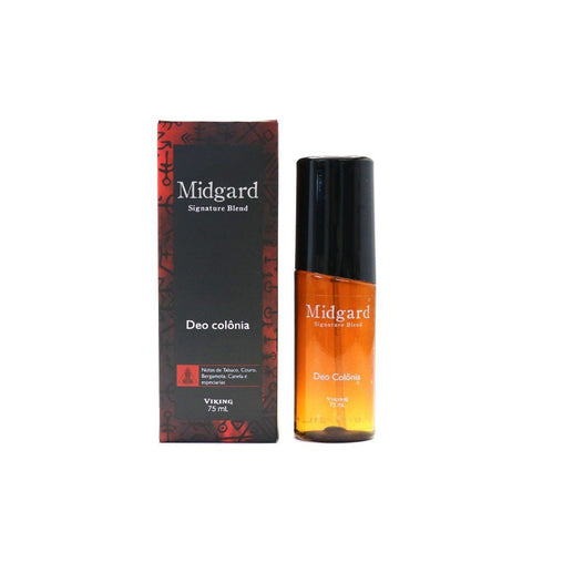 Deo Colônia Viking Midgard 75ml Viking Men's Market