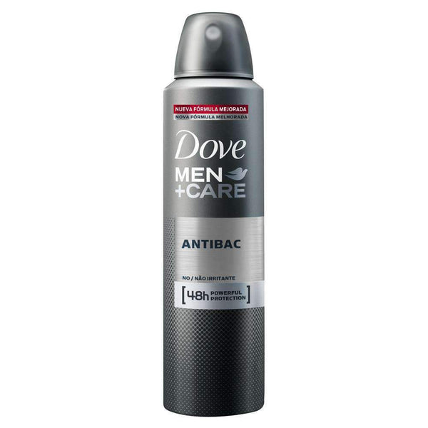 Desodorante Antitranspirante Dove Men+Care Antibac (150ml) Dove Men Care Men's Market