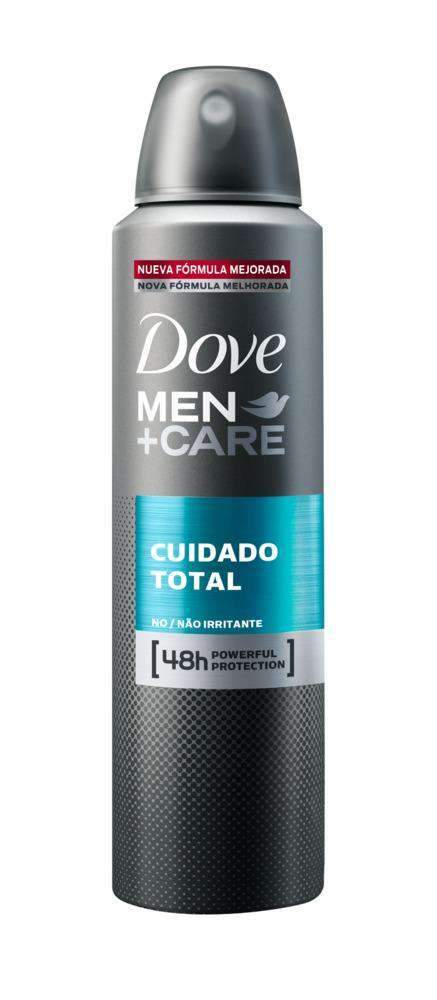 Desodorante Antitranspirante Dove Men+Care Cuidado Total (150ml) Dove Men Care Men's Market