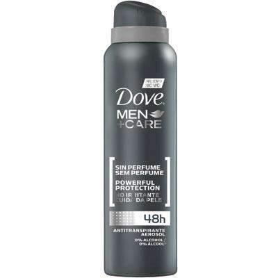 mens-market-brasil - Desodorante Dove Aerosol Men Sem Perfume 150ml - Dove Men Care
