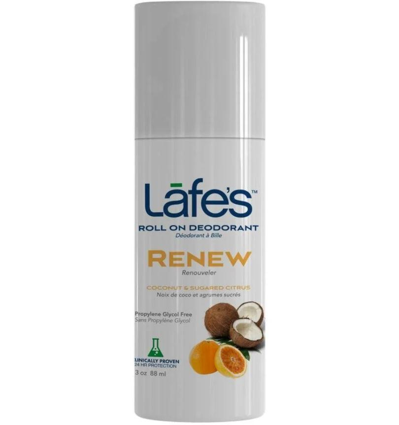 Desodorante Lafe's Roll-On Renew 88ml Lafe's Men's Market