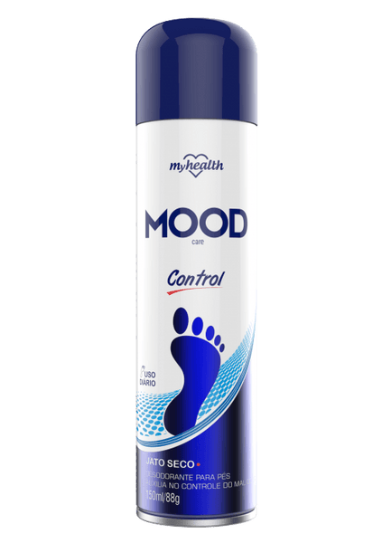 Desodorante Para Pés My Health Mood 150ml My Health Men's Market