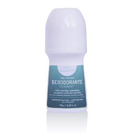 Desodorante Roll-On Biozenthi Max 65ml Men's Market Men's Market