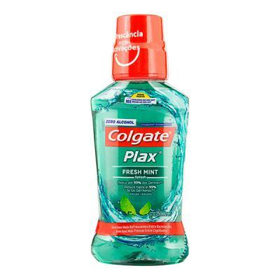 Enxaguante Bucal Colgate Plax Fresh Mint 250ml Colgate Men's Market